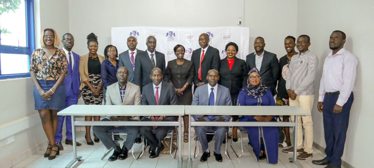 Cavendish University Uganda Inaugural University Advisory Council meeting