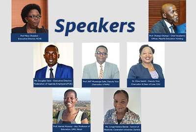 Cavendish University Uganda hosts Online Conference on Higher Education during COVID-19 Recess