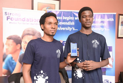 Cavendish University Student App draws close to $1 million Prize!