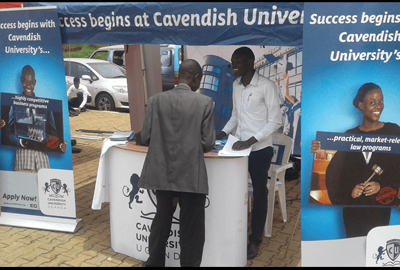 Uganda Revenue Event - KOLOLO