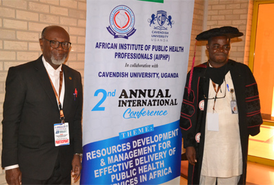 Cavendish University hosts 2nd International Public Health Conference