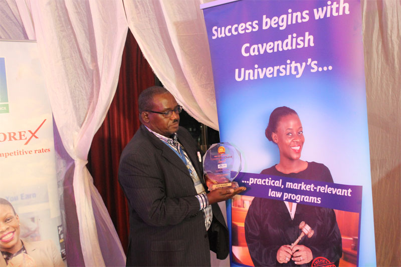 cavendish university uganda receives 2020 2021 consumers choice award for best private university in uganda
