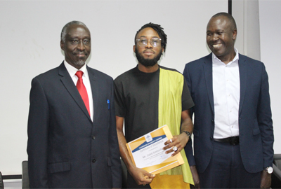 Cavendish University Uganda recognises Outstanding Students in 2019