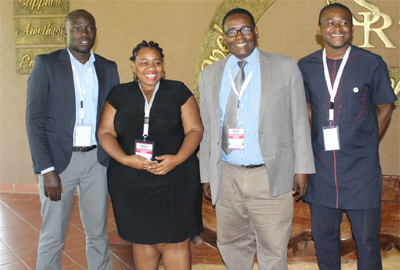 Cavendish University Uganda attends the 8th East African Information Security Conference (ISACA-Kampala Section)