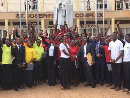 Cavendish University Uganda's Rule of Law Club extends its reach to Secondary Schools