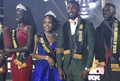 Cavendish University Uganda students crowned Mr & Miss Universities of East Africa 2019